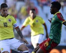 Video: Cameroon vs Colombia