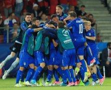 Video: U21 Đan Mạch vs U21 Italia