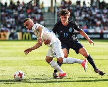 Video: U21 Slovakia vs U21 Anh