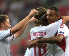 Video: U21 Czech Republic vs U21 Đan Mạch