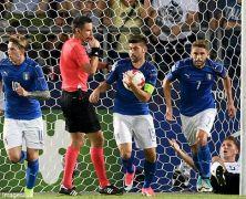 Video: U21 Italia vs U21 Đức
