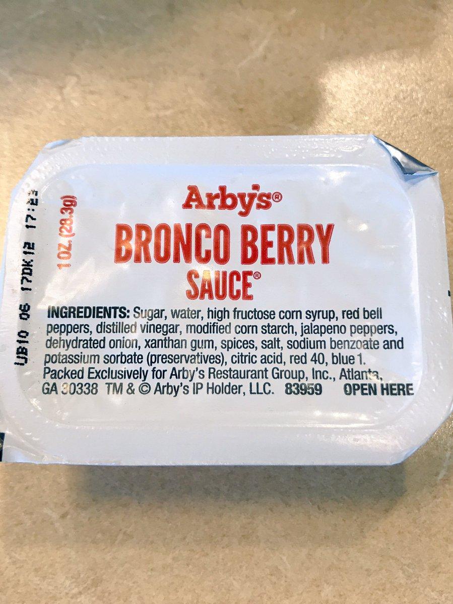 Fullsize Of Bronco Berry Sauce