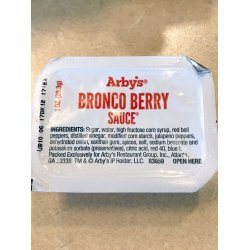 Small Crop Of Bronco Berry Sauce