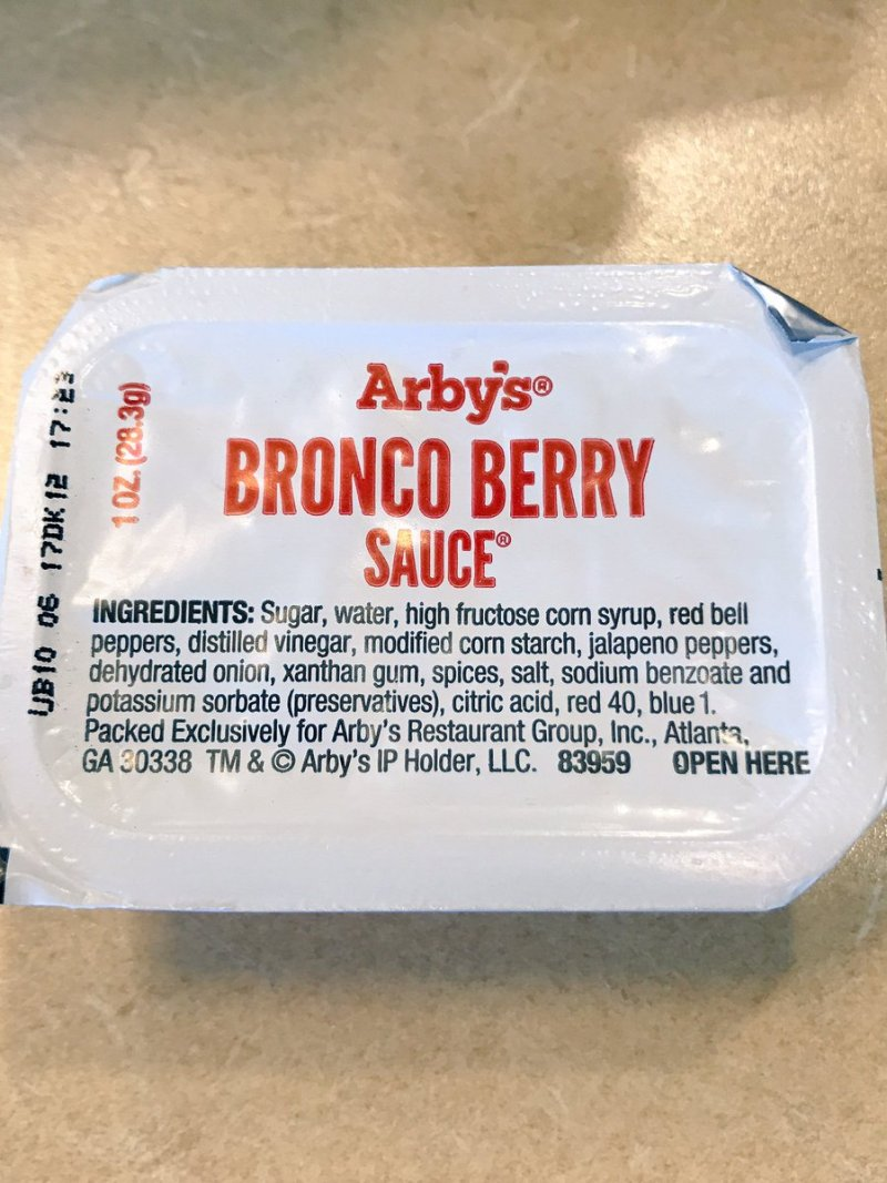 Large Of Bronco Berry Sauce