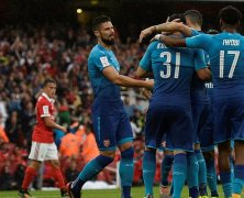 Video: Arsenal vs Benfica