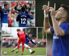 Video: Twente vs Everton
