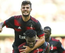 Video: Bayern Munich vs AC Milan