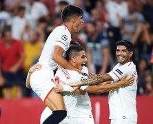 Video: Sevilla vs Istanbul Basaksehir