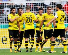 Video: Rielasingen-Arlen vs Borussia Dortmund