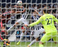 Video: West Bromwich Albion vs AFC Bournemouth