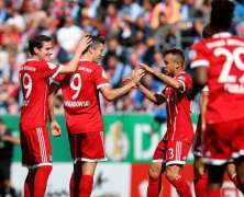 Video: Chemnitzer FC vs Bayern Munich