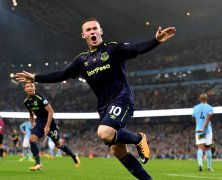 Video: Manchester City vs Everton