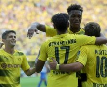 Video: Borussia Dortmund vs Hertha BSC