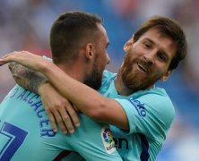 Video: Deportivo Alaves vs Barcelona