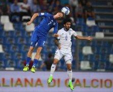 Video: Italia vs Israel