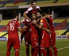 Video: Syria vs Qatar