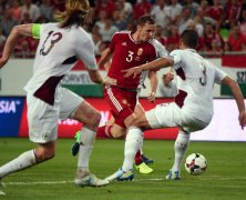 Video: Hungary vs Latvia
