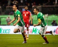 Video: Mexico vs Panama