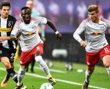 Video: RB Leipzig vs Borussia M gladbach