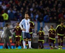 Video: Argentina vs Venezuela