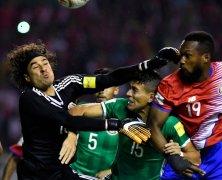 Video: Costa Rica vs Mexico