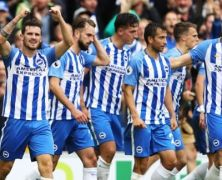 Video: Brighton & Hove Albion vs West Bromwich Albion