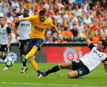 Video: Valencia vs Atletico Madrid