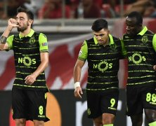 Video: Olympiakos Piraeus vs Sporting CP