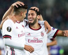 Video: Austria Wien vs AC Milan
