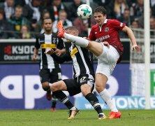 Video: Borussia M gladbach vs Hannover 96