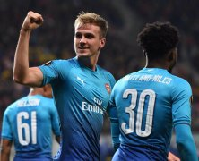 Video: BATE vs Arsenal