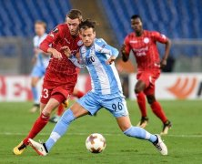 Video: Lazio vs Zulte-Waregem