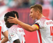 Video: Augsburg vs RB Leipzig