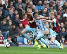 Video: Burnley vs Huddersfield Town