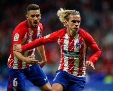 Video: Atletico Madrid vs Sevilla