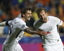 Video: APOEL vs Tottenham Hotspur