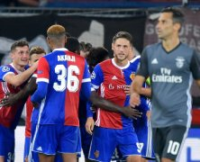 Video: Basel vs Benfica