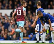 Video: Everton vs Burnley