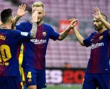 Video: Barcelona vs Las Palmas