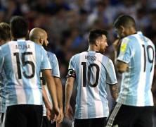 Video: Argentina vs Peru
