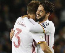 Video: Israel vs Tây Ban Nha