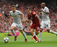 Video: Liverpool vs Manchester United