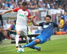 Video: Hoffenheim vs Augsburg