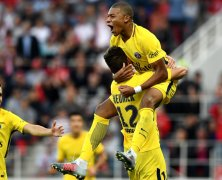 Video: Dijon vs PSG