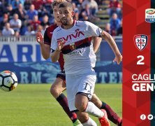Video: Cagliari vs Genoa