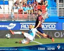 Video: Eibar vs Deportivo La Coruna