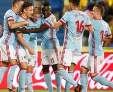 Video: Las Palmas vs Celta de Vigo