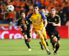 Video: APOEL vs Borussia Dortmund