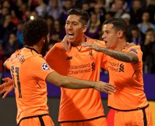 Video: Maribor vs Liverpool