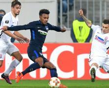 Video: Zorya vs Hertha BSC